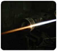 Thermal Spray Coatings - Flame Spray